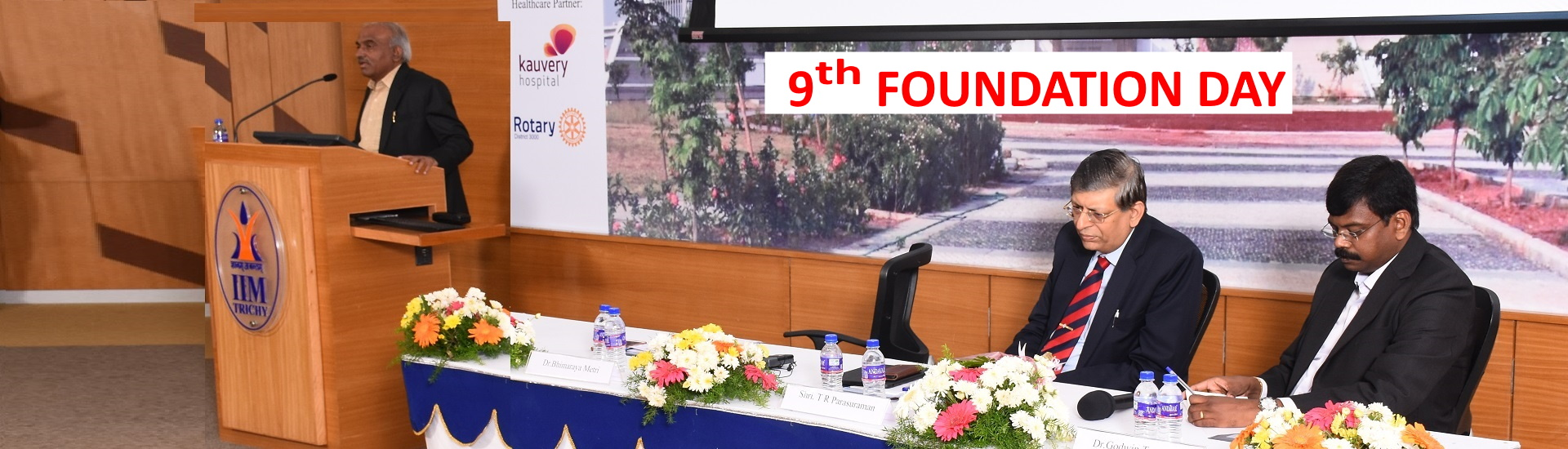 9th Foundation day