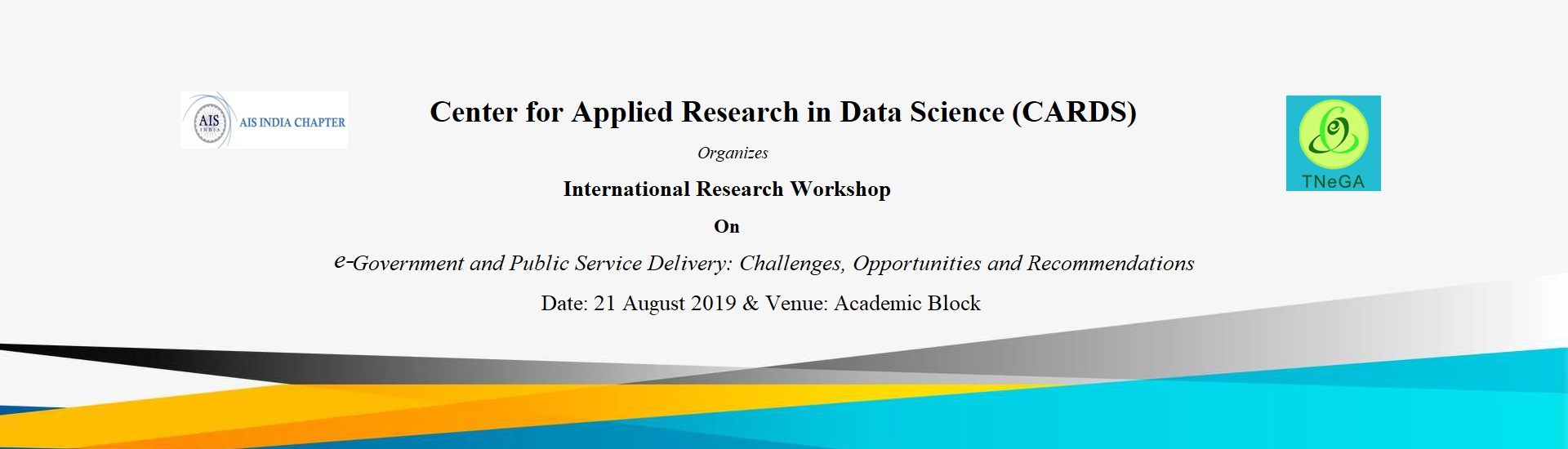 International Research Workshop