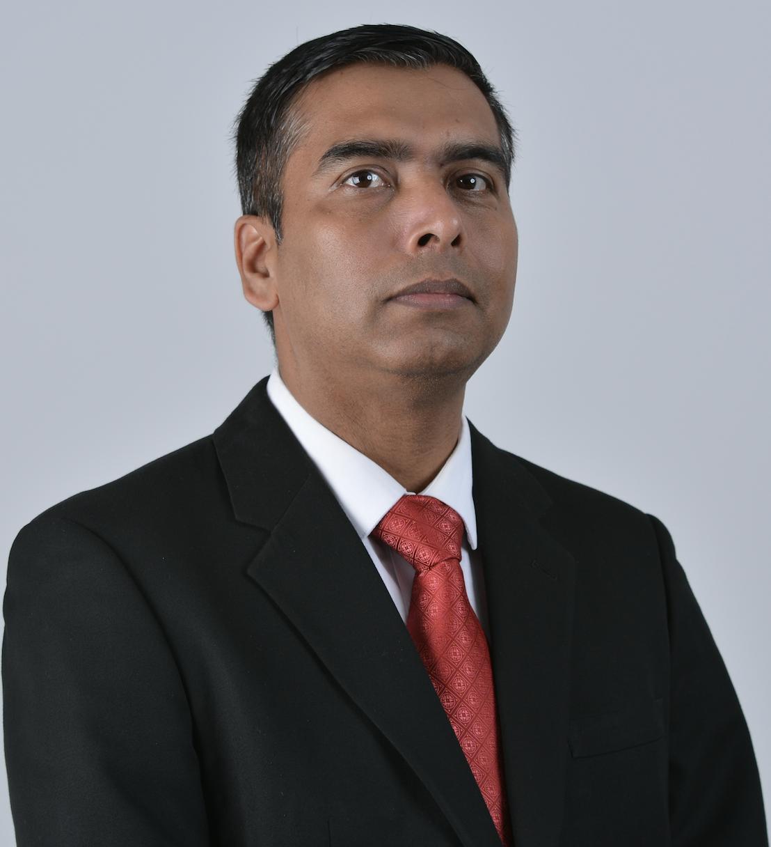 Dr Nripendra Rana