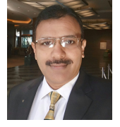 Prof Prashant Gupta, Associate Professor (Finance), IIM, Trichy