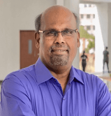 Prof Saravanan, Professor (Finance), IIM, Trichy
